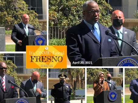 ONME Local Fresno: Producer host reviews yesterday's press conference regarding Chauvin verdict