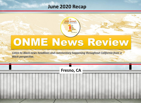 Miss the June ONR wrap-up, Ken McCoy Entertainment Report and July ONME Headlines? Watch now
