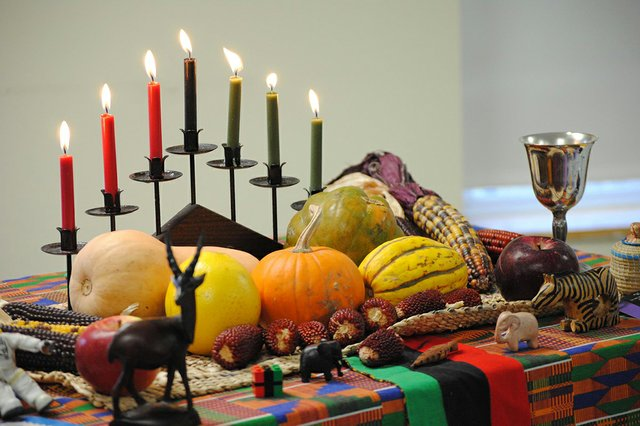 Enjoy Kwanzaa with the African-American Museum --- online this year instead of in person