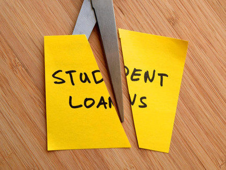 Your student loans are paused–but not yet pardoned