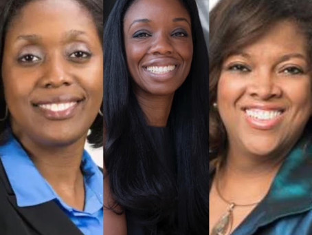 Women's History Month: Meet three Black leaders on the forefront of California's COVID-19 response