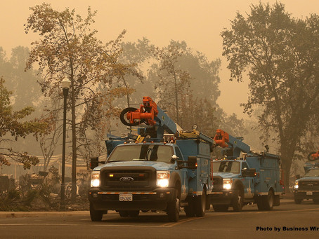 CAL FIRE concludes that PG&E equipment did not cause 2017 Tubbs Wildfire