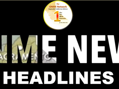 ONME News headlines as of March 26, 2021 and upcoming events