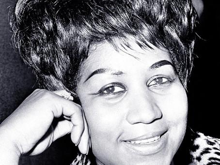 Op-Ed:  Miss Aretha Franklin: A Five-Star Queen of Soul