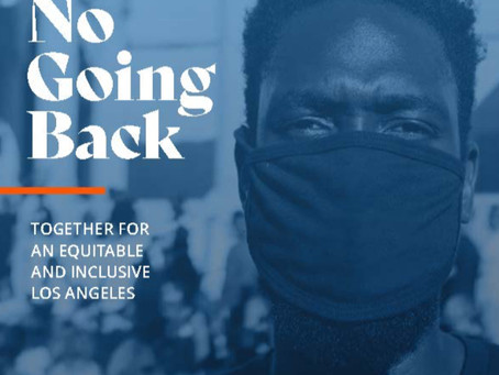 'No Going Back':  Scholars say lives of Black Californians must improve after COVID-19