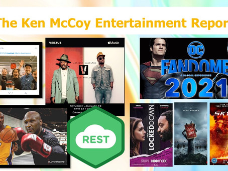 KME 54: McCoy says rest is the best medicine; Matrix 4 discreetly films in San Francisco