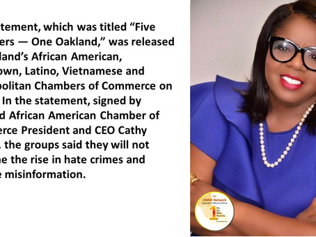 Oakland: Black Chamber of Commerce responds to violent Asian American attacks
