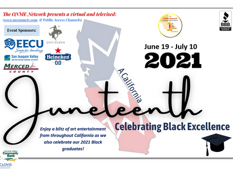 ONME partners across California to recognize Juneteenth & Black Music Month theme 'Black Excellence'