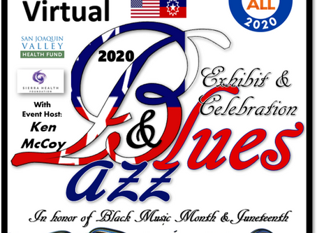 Central Valley to celebrate Juneteenth and jazz month remotely through  virtual 4-hour event