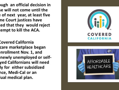 As you renew your health care coverage, don't expect new restrictions