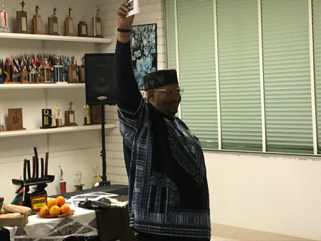 Catch up on excerpts of 2019 Kwanzaa at the African-American Museum