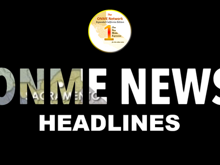 Catch up with the this week's headlines: churches and retail stores open, Calif facing budget crisis