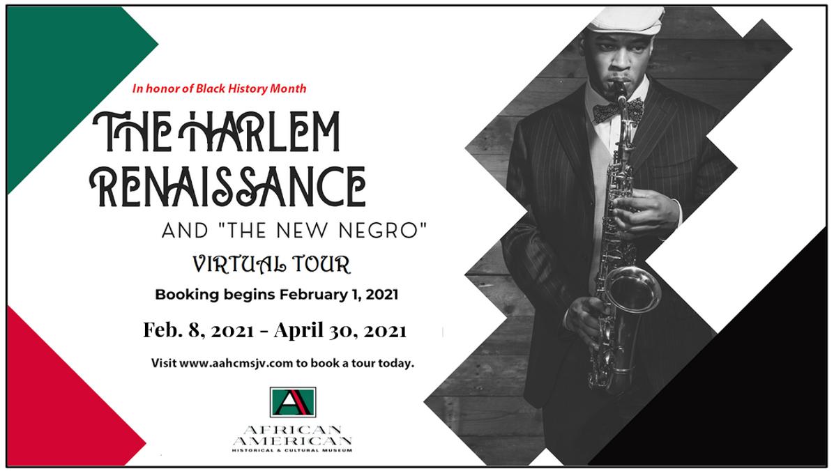 AAM - Harlem Renaissance Postcard-RVSd.p
