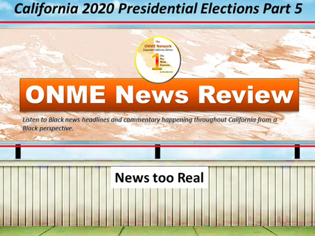 ONR Elec. 2020 Pt. 5: Host talks burning ballot boxes, election misinfo and Tucker's view on Prop 21