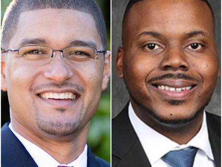 Black Republican opponent expected to defeat Stockton's popular Democratic mayor, Michael Tubbs