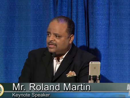 Media Host Roland Martin Challenges State's Black Leaders in Passionate MLK Speech