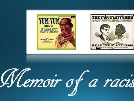 TellIt:  Podcast host Finley explains episode title 'Memoir of a Racist'