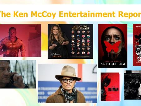 KEM 45:  Ken McCoy suggests watching 'Batman 2021' and 'Antebellum' through a different lens