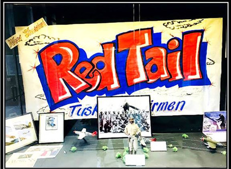 Mobile Red Tail Exhibit features this weekend and next at the African-American Museum