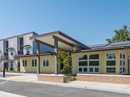 Fresno Housing awarded for work helping local veterans overcome homelessness