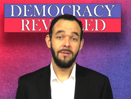 ONME Podcast Network: New show episode 1 of 'Democracy Revealed' to be featured tonight