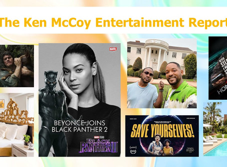 Ken McCoy Entertainment Report reveals Beyonce in Black Panther 2