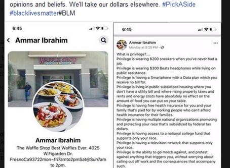 Restaurant owner under fire for explicit Facebook rant directed toward Blacks, NAACP responds