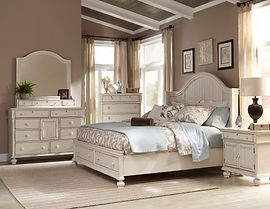 3710 Bedroom Group with 3710 Nightstand.