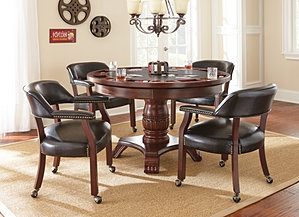 Lauren Wells Home. Talley Game Table