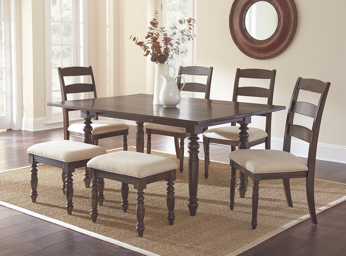 Exceptional DINING ROOM COLLECTION. Fowler. Fowler. Lauren Wells Home