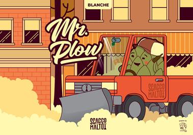 Mr. Plow Scaccomalto