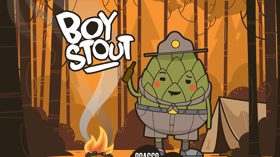Fusto Boy Stout