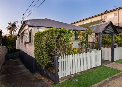 16 Eighth Avenue - Coorparoo - Side Acce