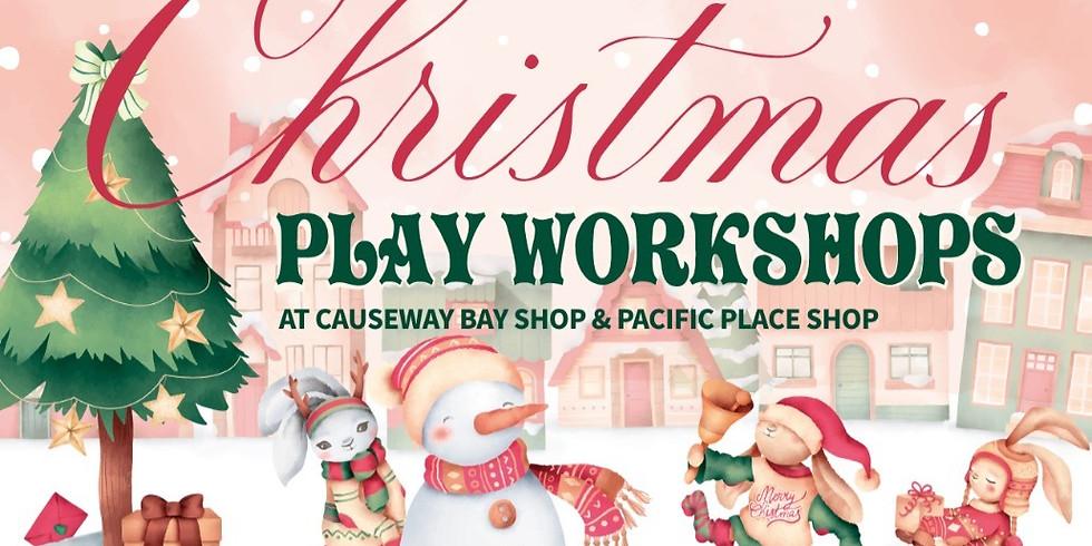 FREE   Christmas Play Workshops