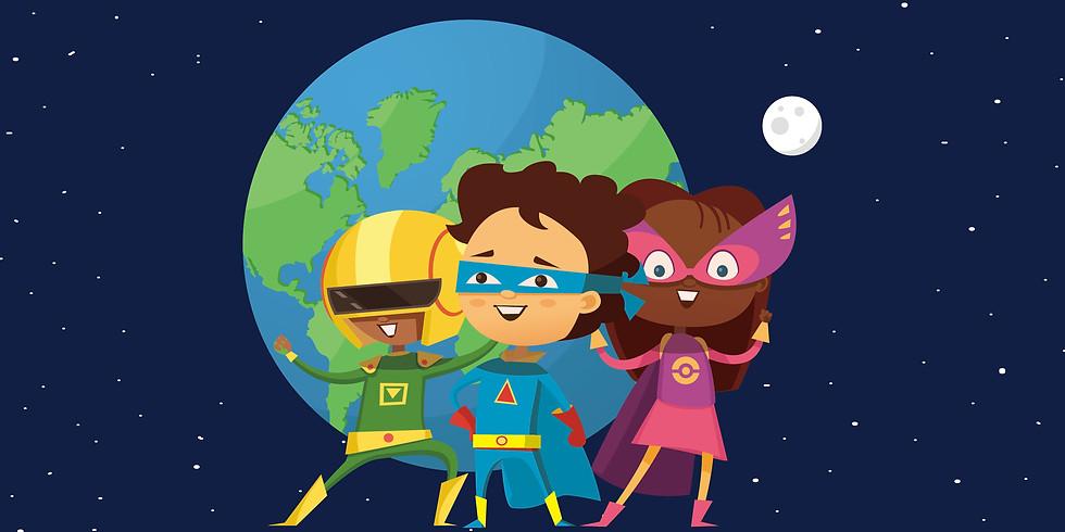 Little Earth Saviours | 小小地球保護員