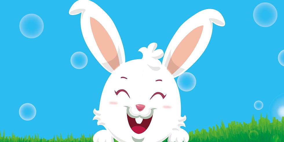 Easter Egg Hunt | 復活節尋蛋