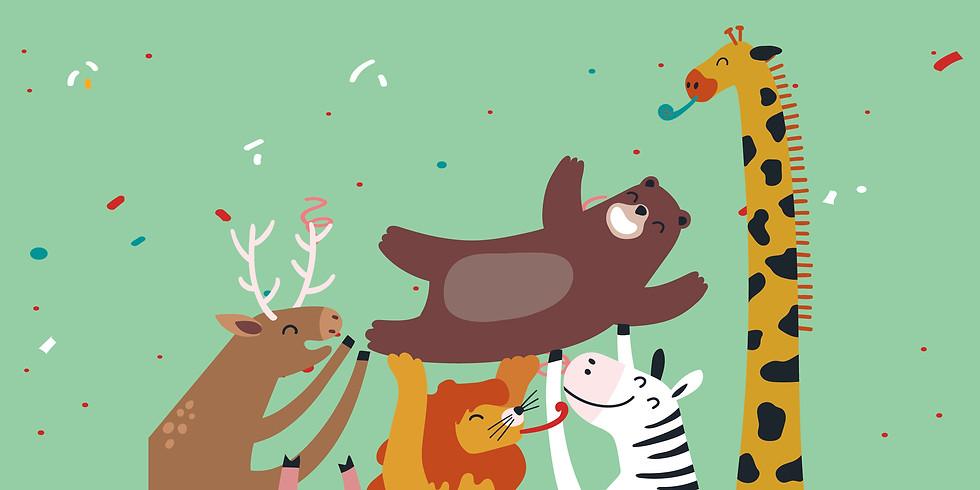 Animal-Themed Play Day   動物狂歡遊戲日