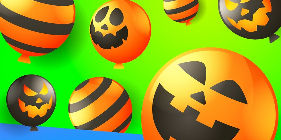 Spooky Halloween Party for Kids | 小嘩鬼狂歡派對