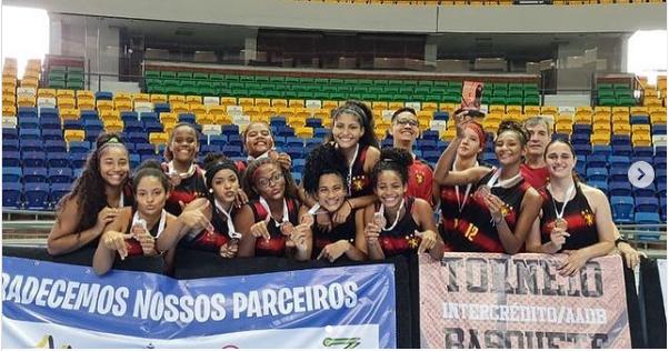 PENEIRA DE BASQUETE FEMININA NO SPORT CLUB