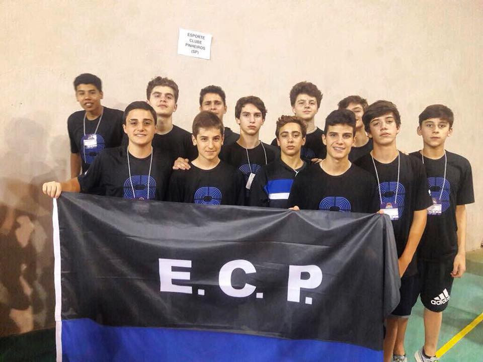 E.C. PINHEIROS SELECIONA MENINOS PARA EQUIPES DE 2018