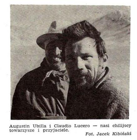 Ubilla y Lucero, los chilenos que partic