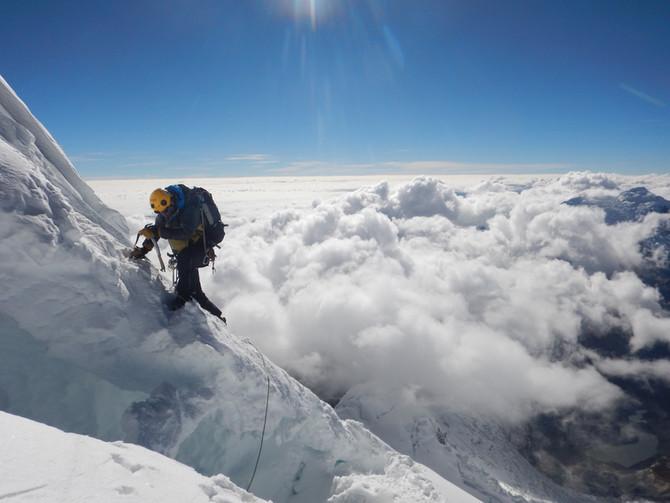 Maximo Kausch termina Andes Top 10