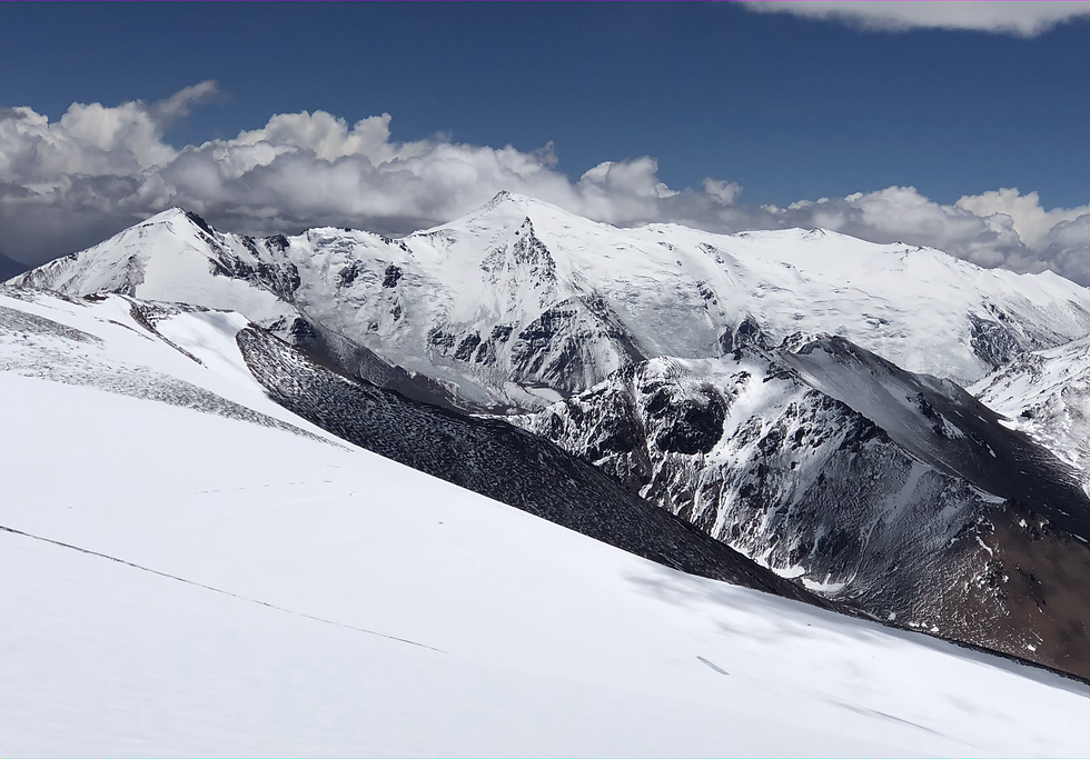 27 El Nevado Olivares del Límite (6220