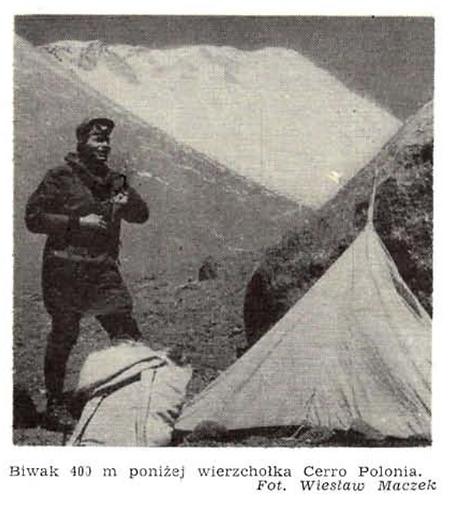 Vicac en las laderas del TCN, llamado po