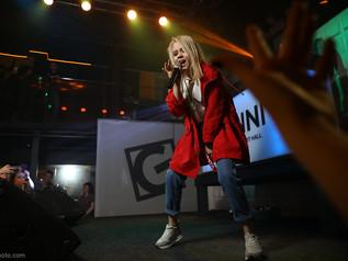 Ночной экспресс-фотоотчет с концерта! GRIVINA на сцене GUDINI