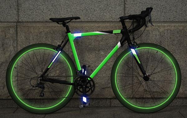 DIY Green & Extreme Green;GreenFullWheel
