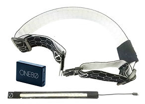 ONE80ライトトレックベルトランプ1個バッテリーセット
