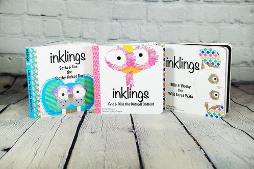 Infant Novel Bundle