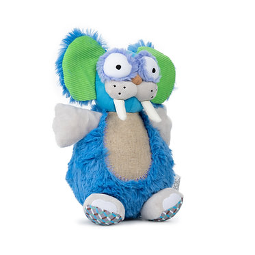 Gus the Toothy Tusked Rus Soft Toy
