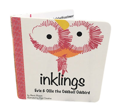 Evie & Ollie the Oddball Oddbird Infant Novel
